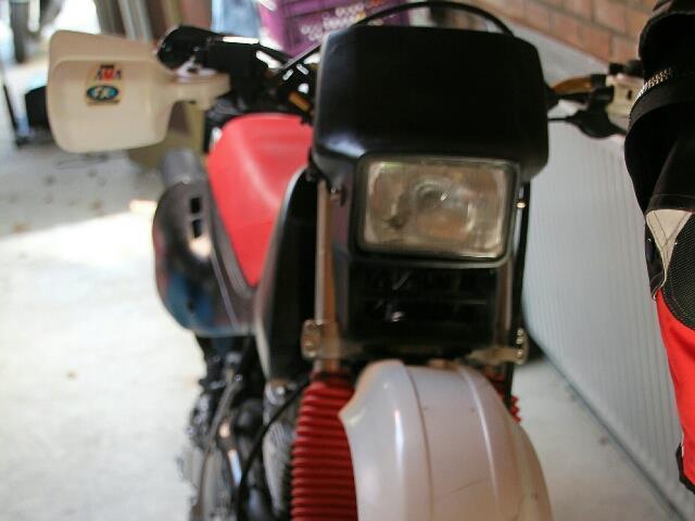 Honda XR 600 xr600r