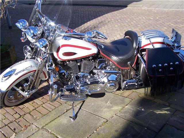 Harley-Davidson Heritage Springer