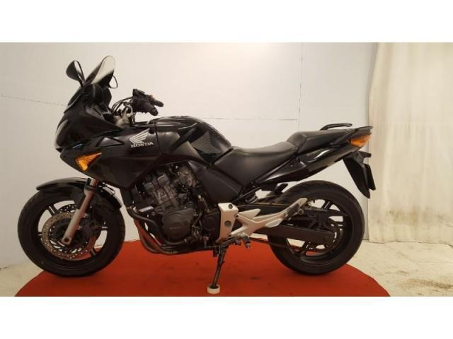 Honda CBF 600 s zwart (2005)