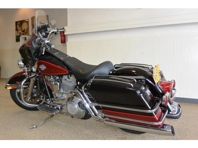 Harley-Davidson Electra Glide Elektra Clyde FLHT Classic EVO