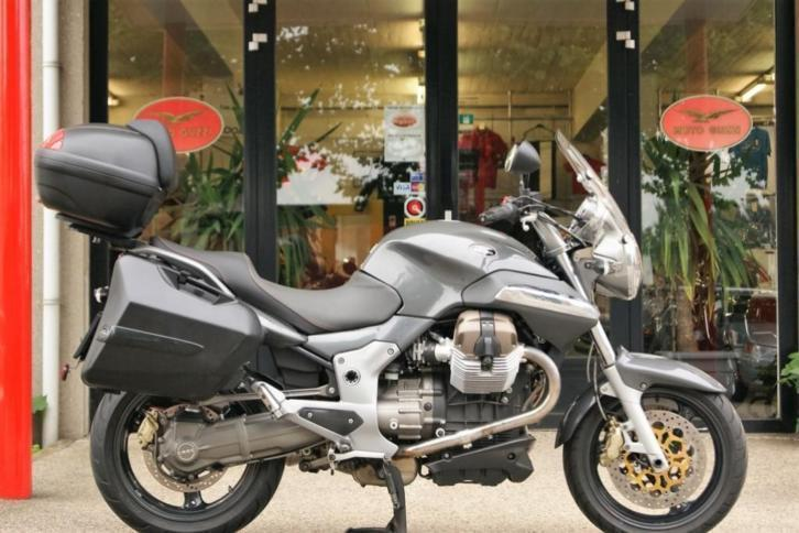 Moto Guzzi BREVA 1100 TOURING (bj 2008)