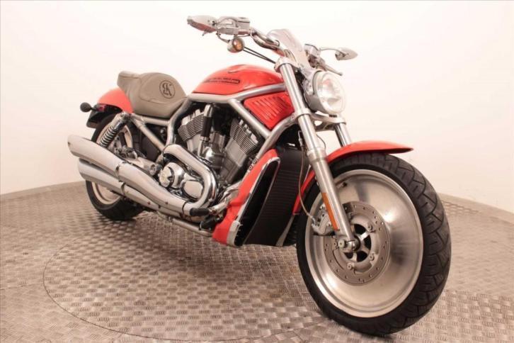Harley-Davidson VRSCA -V-ROD (bj 2005)