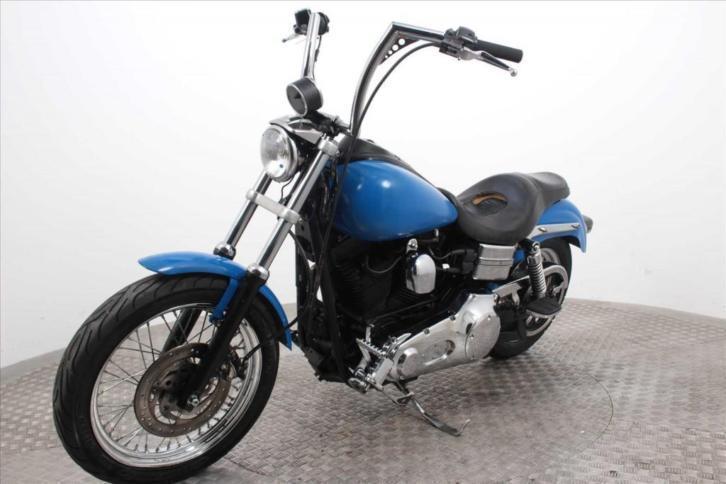 Harley-Davidson FXD Dyna (bj 2004)