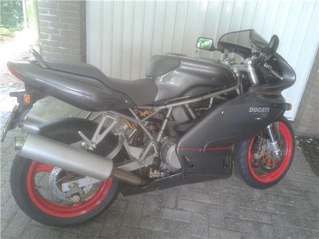 Ducati 750 SS I.E