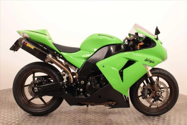 Kawasaki ZX-10 R (bj 2008)