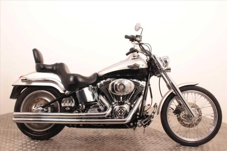Harley-Davidson FXSTDI Softail Deuce (bj 2003)