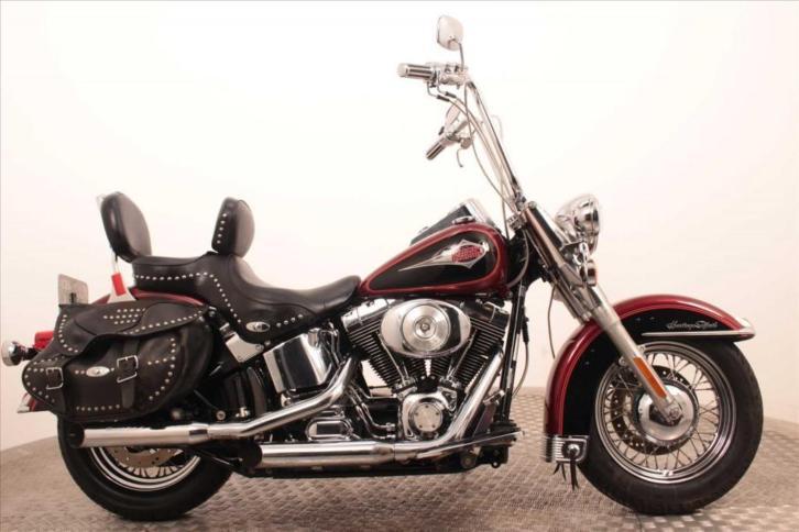 Harley-Davidson FLSTC Softail Heritage Classic (bj 2000)