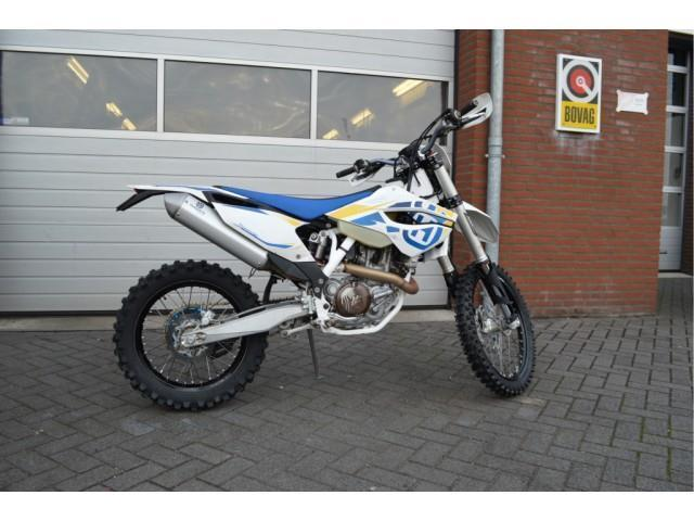 Husqvarna FE 450 Enduro perfecte staat ( model 2015 bwj 2014)