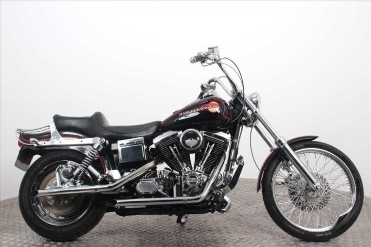 Harley-Davidson FXDWG Dyna Wide Glide (bj 1995)