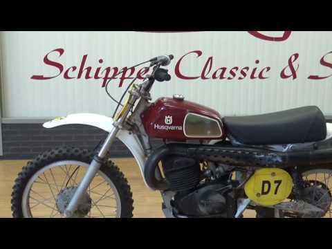 Husqvarna WR 400 Classic Cross Bike