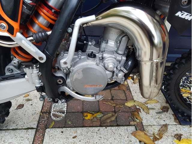 KTM 85 SX sx 85 Kleine Wielen 17/14