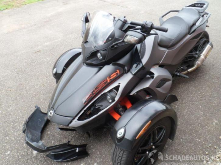 CAN-AM SPIDER RS-S (bj 2012)