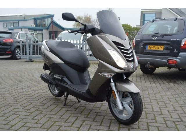 Peugeot Citystar Bromscooter | 50CC