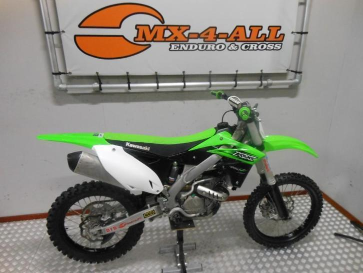 Kawasaki KXF 250 2016 34.2 hr.Only ! (bj 2016)
