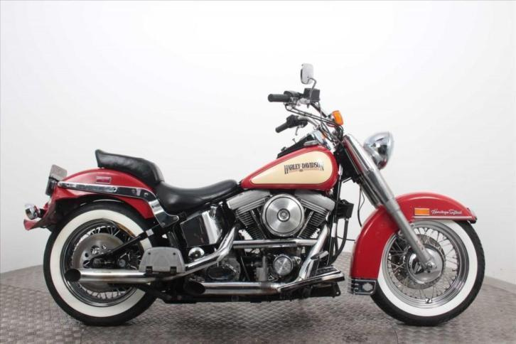 Harley-Davidson FLSTC Softail Heritage Classic (bj 1986)