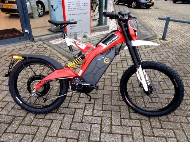 Bultaco Brinco Moto-Bike RE Elektrische Mountainbike. Nieuw!!