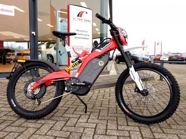 Bultaco Brinco Moto-Bike RE Elektrische Mountainbike. Nieuw!!
