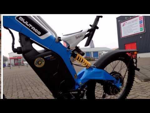 Bultaco Brinco Moto-Bike RE Elektrische Mountianbike. Nieuw!!