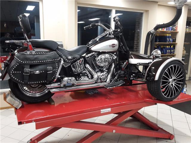 Trike Overig Harley-Davidson Heritage Softail Reverse trike