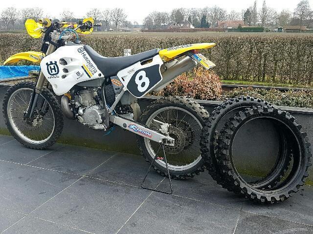 Husqvarna WR 250 Blackbird Edition