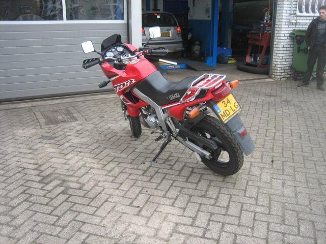 Yamaha TDR 125 n