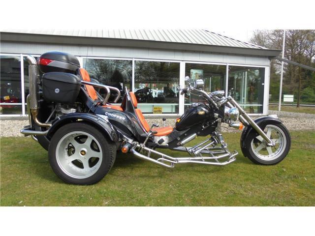 Trike Overig Easy Trike Chopper met Peugeot Motor