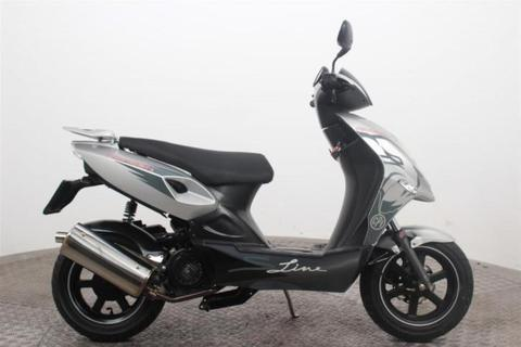CPI Aragon 125cc (bj 2008)
