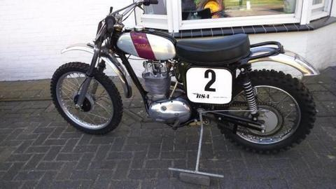 Crossmotor BSA Victor 500 MX
