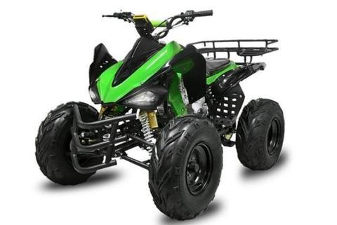 groot 150cc kinderquad quad atv kautomaat quad met achteruit