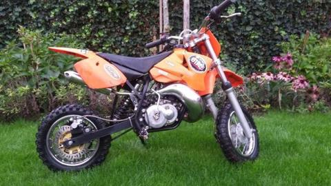 50cc Crossmotor Brick7 Motoren
