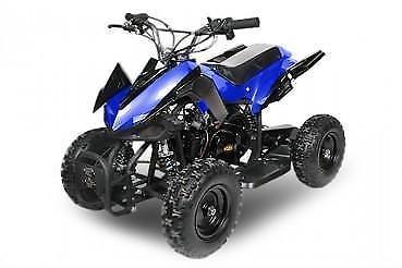 Miniquad midiquad atv trike quad Kinderquad 50cc 4 takt