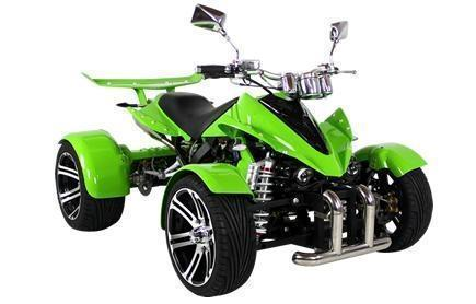 Quad Kentekenquad 250cc 4takt streetquad met kenteken