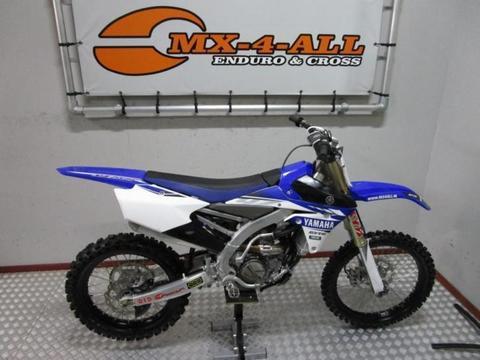 Yamaha 4x 250 / 450 YZF 2x 2017 / 2x 2016 (bj 2017)