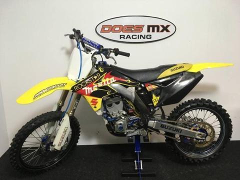 suzuki 250 rmz crossmotor * does mx veel 250 cc op voorraad*