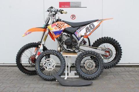 KTM 65cc SX '2014' Grote/Kleine Wielen