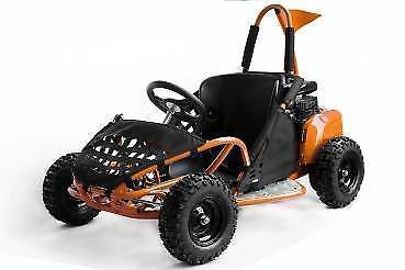Quad GO-Kart 80cc 4takt buggy kinderbuggy kinderquad