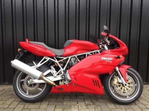 Ducati 1000 SS Carenata (bj 2004)