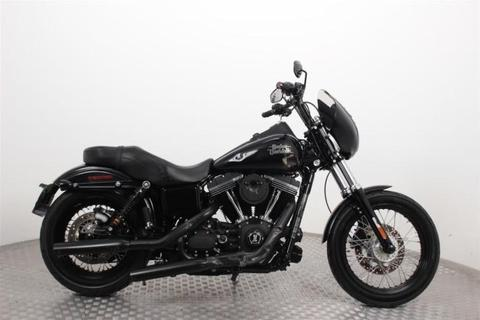 Harley-Davidson FXDB Dyna Street Bob (bj 2015)
