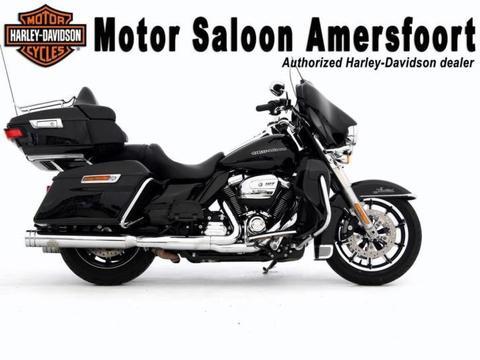 Harley-Davidson FLHTK ULTRA LIMITED BTW-MOTOR. AANBIEDING!