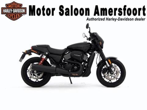 Harley-Davidson XG750 A / XG750A STREETROD 35KW BTW-MOTOR AA