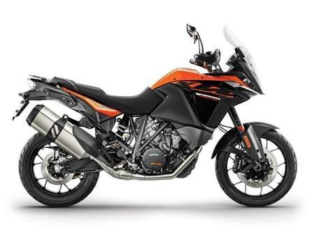 KTM 1090 Adventure , vol vermogen , 125 pk