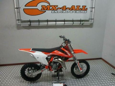 KTM 65 SX 2018 SW 39 Hr.Only ! 14/12 inch Beauty !