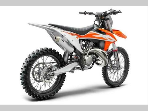 KTM 125 SX (bj 2020)