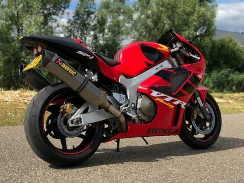 Honda Sport VTR 1000SP Sp-1 Supersport 2 Cilinder
